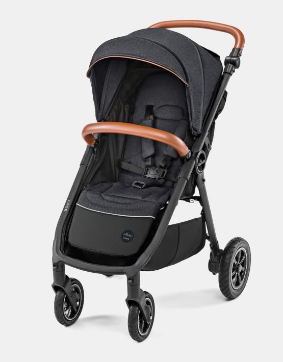 Baby Design Look-Air 10 Dunkelgrau