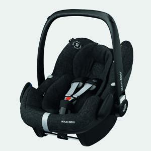 maxicosi carseat babycarseat pebblepro black nomadblack 3qrtleft