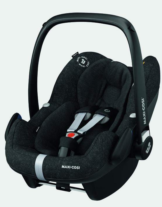 Maxi-Cosi Pebble Pro i-Size Nomad Black 0-13kg