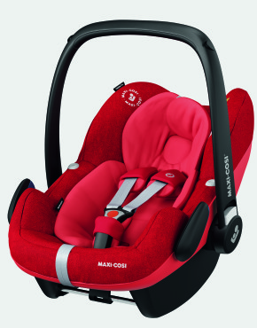 Maxi-Cosi Pebble Pro i-Size Nomad Red 0-13kg