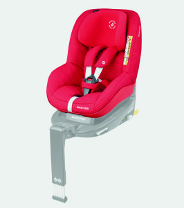 maxicosi carseat toddlercarseat pearlproisize red nomadred 3qrt