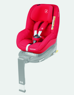 Maxi-Cosi Pearl Pro i-Size Nomad Red 9-18kg