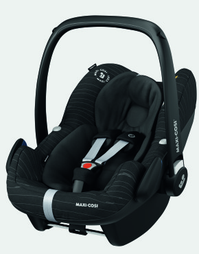 Maxi-Cosi Pebble Pro i-Size Scribble Black 0-13kg