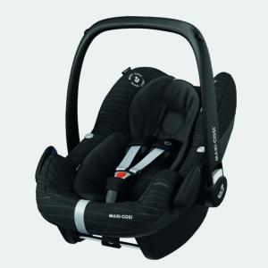maxicosi carseat babycarseat pebblepro black scribbleblack 3qrtl
