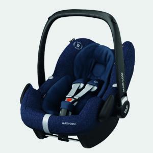 maxicosi carseat babycarseat pebblepro blue sparklingblue 3qrtle