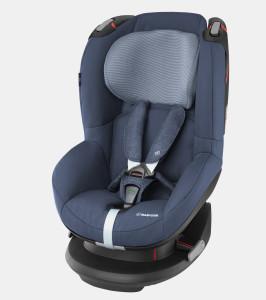 maxicosi carseat toddlercarseat tobi  blue nomadblue 3qrt