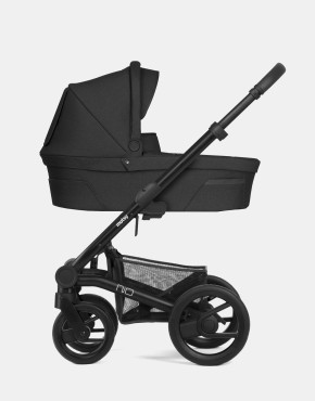 Mutsy Nio Explore Steel Grey – Black Grey 2in1
