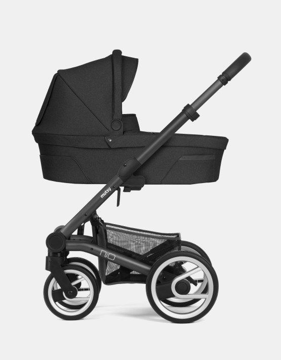 Mutsy Nio Explore Steel Grey – Dark Grey 1in1