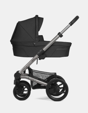 Mutsy Nio Explore Steel Grey – Warm Grey 2in1
