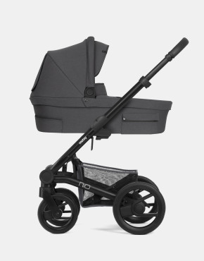 Mutsy Nio Inspire Pearl Grey – Black Grey 2in1