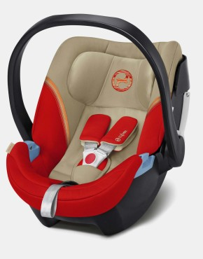 Cybex Aton 5 Autumn Gold