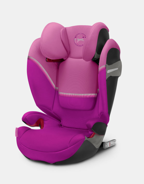 Cybex Solution S-Fix Magnolia Pink