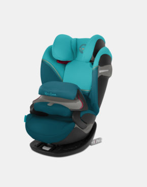 Cybex Pallas S-Fix River Blue