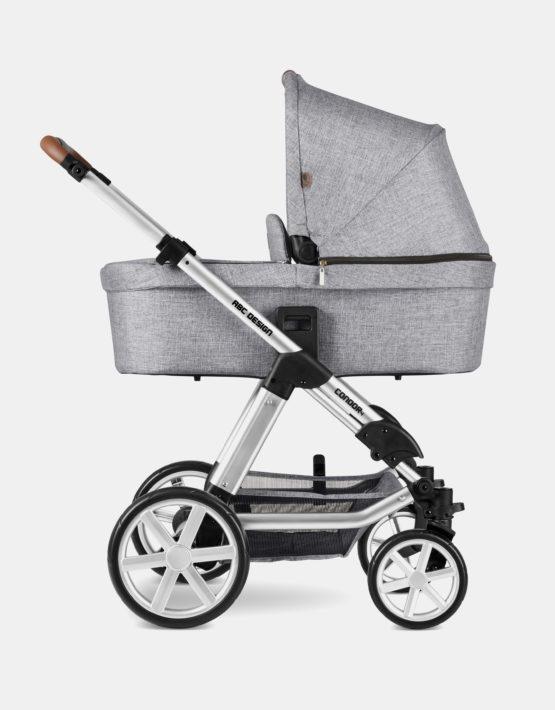 ABC Design Condor 4 Air Graphite Grey 2in1