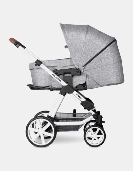 ABC Design Turbo 4 Graphite Grey 2in1