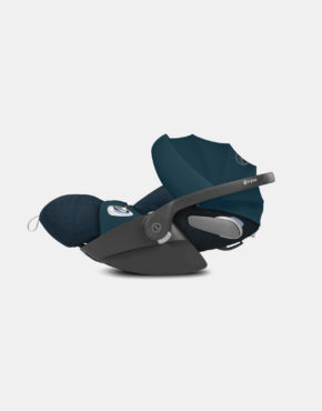 Cybex Cloud Z i-Size Plus Mountain Blue mit Cybex Autobase Z