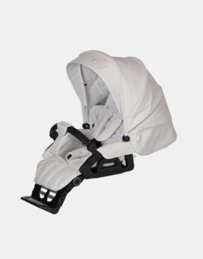 Hartan Racer GTS 2in1 mit Softtasche Gestellfarbe Weiß Design 529
