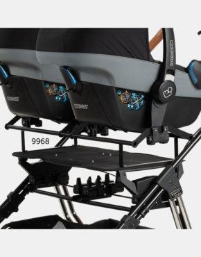 Hartan Autositz-Adapater für Maxi-Cosi, Cybex, Be Safe, Joie Art. Nr. 9968, Two Select