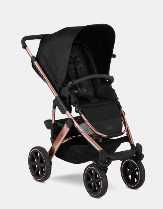 ABC Design Salsa 4 Air Diamond Rose-Gold 3in1 Kollektion 2020 + Original ABC Zubehör