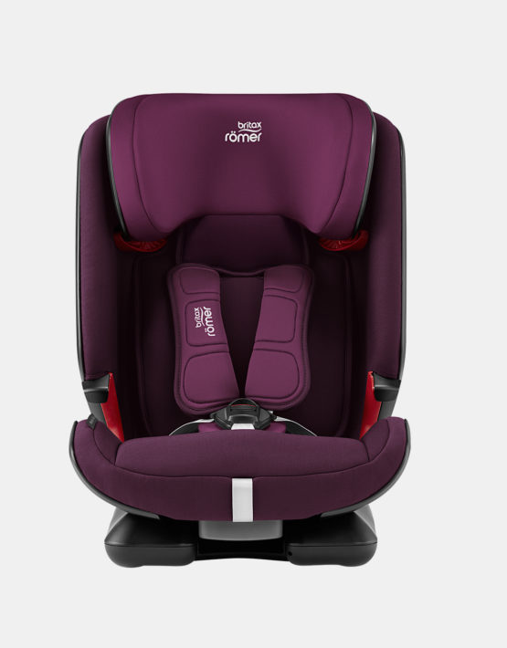 Britax Römer Advansafix IV M Burgundy Red