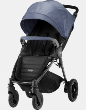 Britax Römer B-Motion 4 Plus Blue Denim