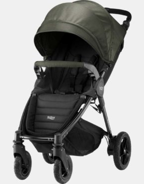 Britax Römer B-Motion 4 Plus Olive Denim