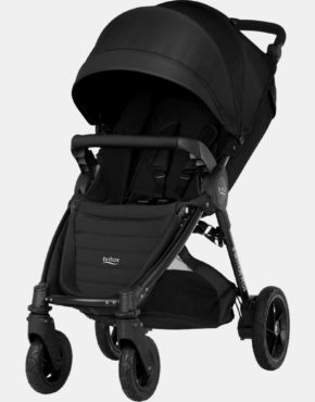 Britax Römer B-Motion 4 Plus Cosmos Black