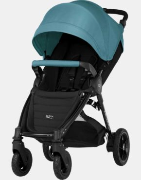 Britax Römer B-Motion 4 Plus Lagoon Green