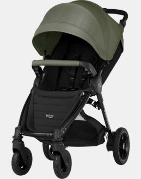 Britax Römer B-Motion 4 Plus Olive Green