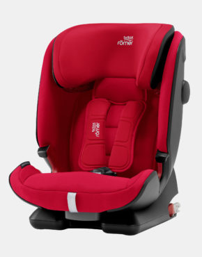 Britax Römer Advansafix IV R Fire Red