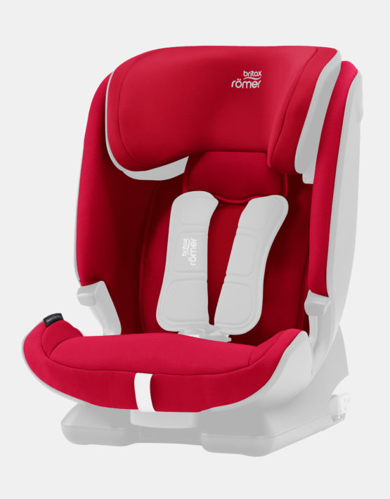 Britax Römer Advansafix IV M Fire Red