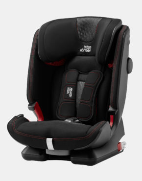 Britax Römer Advansafix IV R Cool Flow Black