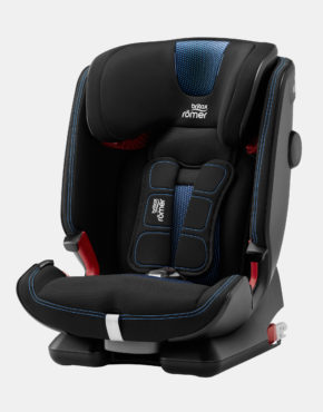 Britax Römer Advansafix IV R Cool Flow Blue