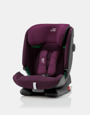 Britax Römer Advansafix i-Size, Burgundy Red - Black