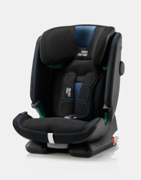 Britax Römer Advansafix i-Size, Cool Flow - Blue