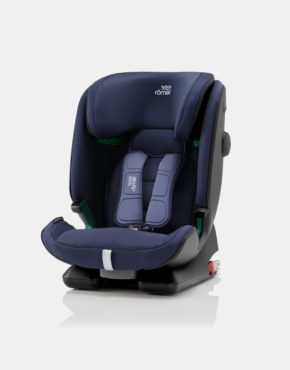 Britax Römer Advansafix i-Size, Moonlight Blue - Black