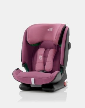 Britax Römer Advansafix i-Size, Wine Rose - Black