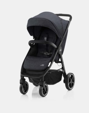Britax Römer B-Agile R Black Shadow - Black