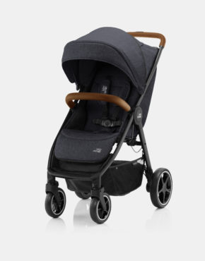 Britax Römer B-Agile R Black Shadow - Brown