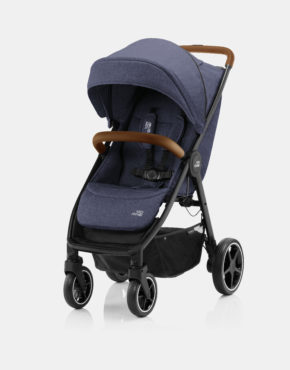 Britax Römer B-Agile R Navy Ink - Brown