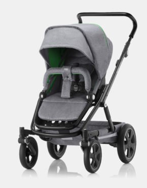 Britax Römer Go Big II Dynamic Grey - Black