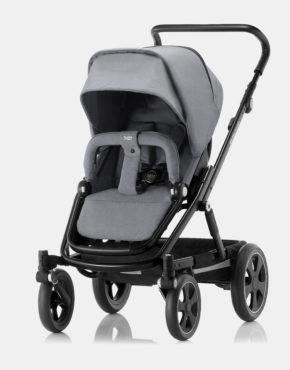 Britax Römer Go Big II Steel Grey - Black