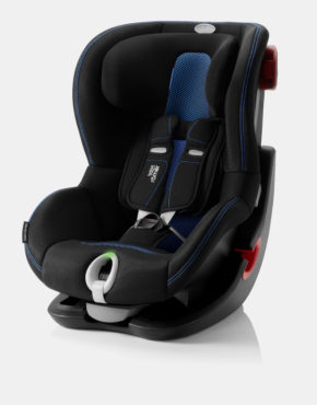 Britax Römer King II LS Cool Flow-Blue