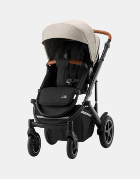 Britax Römer Smile III Pure Beige - Black 1in1