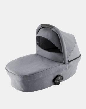 Britax Römer Kinderwagenaufsatz Smile III Frost Grey - Black