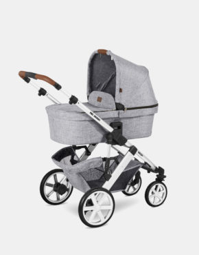 ABC Design Salsa 4 Graphite Grey 4in1 Kollektion 2021 + Cybex Cloud Z + Original ABC Zubehör + Base Z