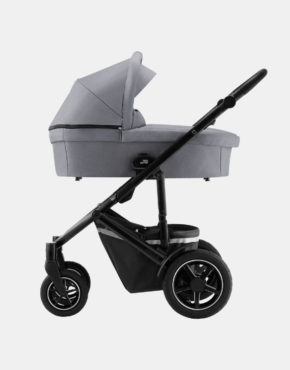 Britax Römer Smile III Frost Grey - Black 2in1
