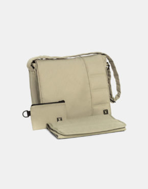 Moon Wickeltasche Moss Grey 206