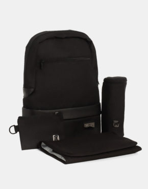 Moon Backpack Black 201