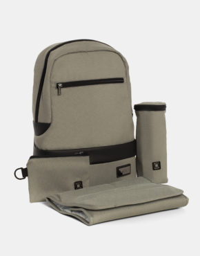 Moon Backpack Taupe 205